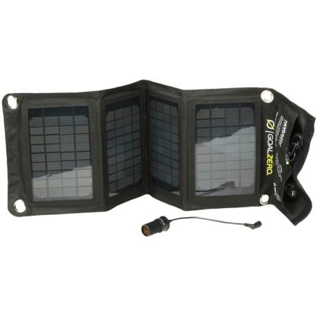 Goal Zero Nomad 13.5 Solar Panel in See Photo