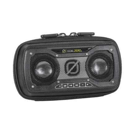 Goal Zero Rock Out 2 Portable Speaker - Rechargeable in Black - Closeouts