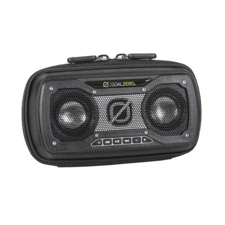 Goal Zero Rock Out 2 Portable Speaker - Rechargeable in Black