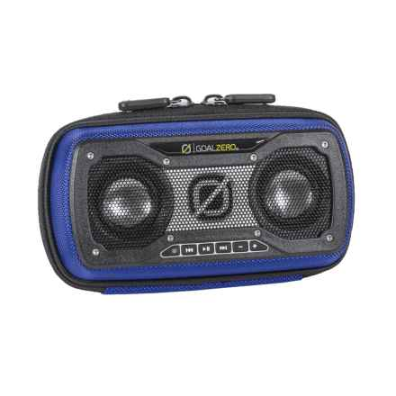 Goal Zero Rock Out 2 Portable Speaker - Rechargeable in Blue - Closeouts