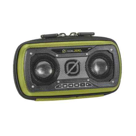 Goal Zero Rock Out 2 Portable Speaker - Rechargeable in Green - Closeouts