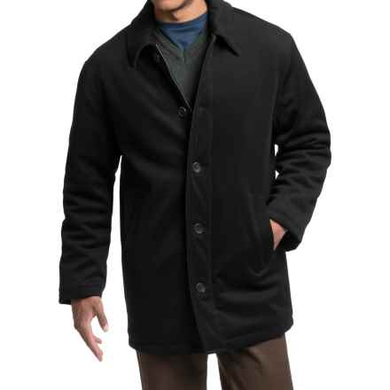 Golden Bear Muir Jacket - Italian Wool, Insulated (For Men) in Black - Closeouts
