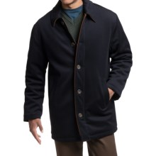 Golden Bear Muir Jacket - Italian Wool, Insulated (For Men) in Navy - Closeouts