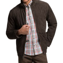 Golden Bear Rockridge Jacket - Goat Suede (For Men) in Double Dutch - Closeouts