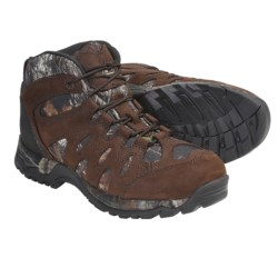 Golden Retriever 4630 Dry Dawgs Boots - Waterproof, Insulated (For Men) in Brown/Mossy Oak Break-Up