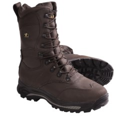 Golden Retriever 4767 Hunting Boots - Waterproof, Insulated (For Men) in Brown Nubuck