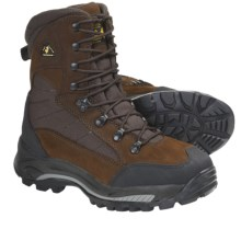 Golden Retriever Big Horn Boots - Waterproof, Insulated (For Men) in Brown - Closeouts