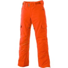 Goldwin Arashi Ski Pants- Insulated (For Men) in Bright Orange - Closeouts