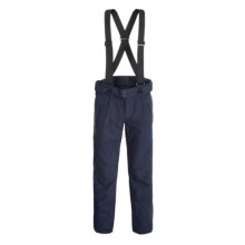 Goldwin Gore-Tex® Side Zip Ski Pants - Waterproof (For Men) in Navy - Closeouts
