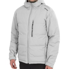 Goldwin Kodenshi Windstopper® Down Jacket (For Men) in Snow White - Closeouts