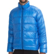 Goldwin Shaped Baffle Down Jacket - 900 Fill Power (For Men) in Clear Blue - Closeouts