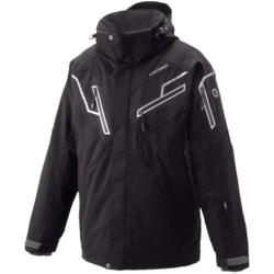 Goldwin Ski Jacket - Insulated (For Men) in Black