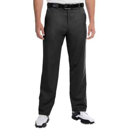Golf Pants (For Men) in Black - 2nds