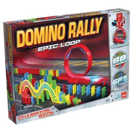 Goliath Domino Rally Epic Loop in See Photo - Closeouts