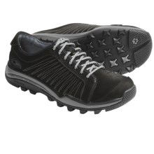 GoLite Journey Lite Shoes - Leather (For Women) in Black Nubuck - Closeouts