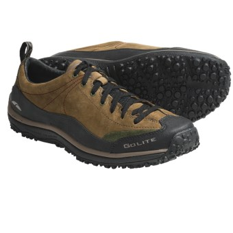GoLite Scram Lite Shoes (For Men) in Walnut
