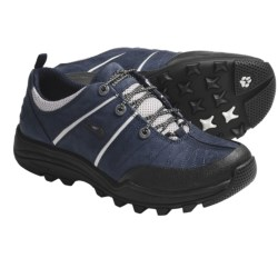 GoLite Trail Lite Hiking Shoes - Leather (For Women) in Navy