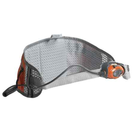 GoMotion Gomotion Litebelt 100 LED Running Belt - 100 Lumens in Orange - Closeouts