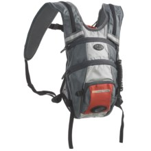 GoMotion Trail Runner Lite Vest Backpack in Rust/Grey - Closeouts