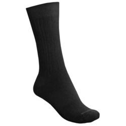 Goodhew Carlsbad Socks - Merino Wool, Lightweight (For Men) in Charcoal