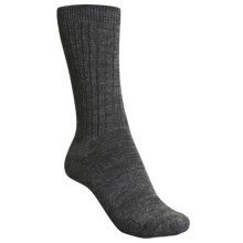 Goodhew Carlsbad Socks - Merino Wool, Lightweight (For Men) in Charcoal - 2nds