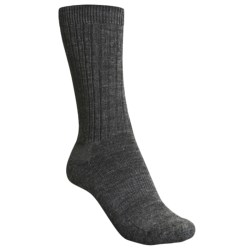 Goodhew Carlsbad Socks - Merino Wool, Lightweight (For Men) in Charcoal