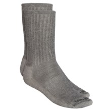 Goodhew Classic Light Hiker Socks - 2-Pack, Merino Wool, Crew (For Men) in Grey - Closeouts