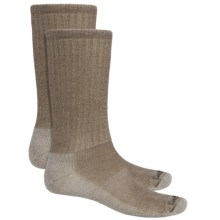Goodhew Classic Light Hiker Socks - 2-Pack, Merino Wool, Crew (For Men) in Taupe - Closeouts