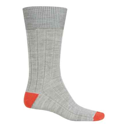 Goodhew Countryman Socks - Crew (For Men) in Grey - Closeouts