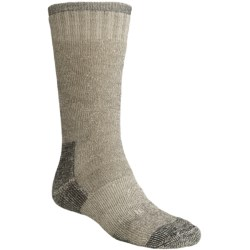 Goodhew Expedition Socks - Merino Wool, Mid Calf (For Men and Women) in Loden