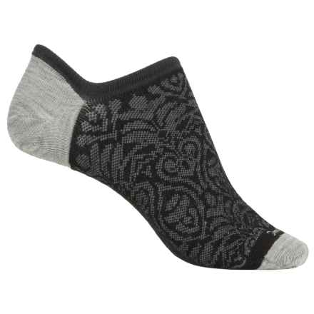 Goodhew Guild Socks - Merino Wool, Ankle (For Women) in Black - Closeouts