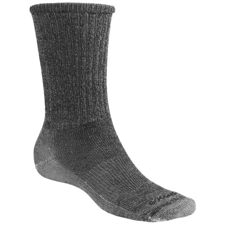 Goodhew Hiking Socks - Light Cushion (For Men and Women) in Black