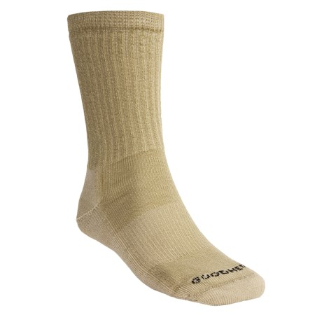 Goodhew Hiking Socks - Light Cushion (For Men and Women) in Khaki