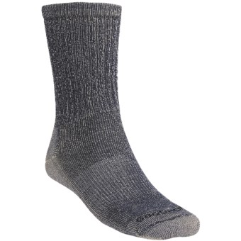 Goodhew Hiking Socks - Light Cushion (For Men and Women) in Navy