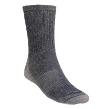 Goodhew Hiking Socks - Merino Wool, Medium Cushion (For Men and Women) in Navy - Closeouts