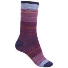 Goodhew Jasmin Socks - Merino Wool, Crew (For Women) in Concorde - Closeouts