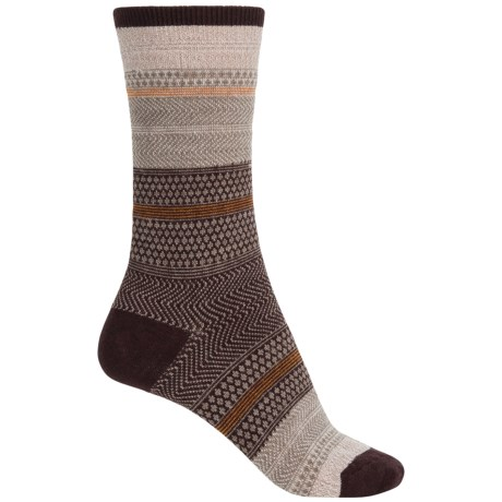 Goodhew Jasmin Socks - Merino Wool, Crew (For Women)