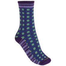 Goodhew Kimono Socks - Merino Wool, Crew (For Women) in Concorde - Closeouts