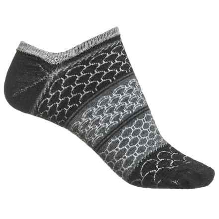 Goodhew Kyoto Socks - Merino Wool Blend, Ankle (For Women) in Black - Closeouts