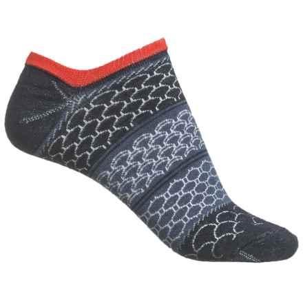 Goodhew Kyoto Socks - Merino Wool Blend, Ankle (For Women) in Navy - Closeouts