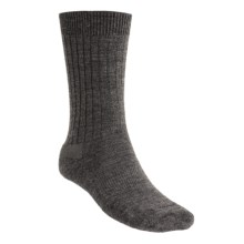 Goodhew Lifestyle Carlsbad Socks - Merino Wool, Lightweight (For Men) in Charcoal - Closeouts
