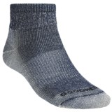 Goodhew Light Cushion Hiking Socks - Merino Wool,  Quarter Crew (For Men and Women)