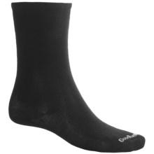 Goodhew Merino Wool Liner Socks (For Men and Women) in Black - 2nds