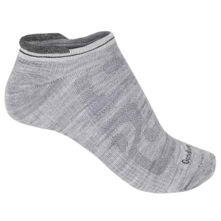 Goodhew Mod Squad Socks - Merino Wool Blend, Ankle (For Women) in Grey - Closeouts