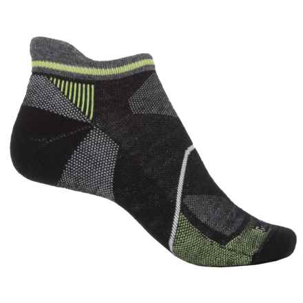 Goodhew Quest Micro Hiking Socks - Below the Ankle (For Women) in Black - Closeouts