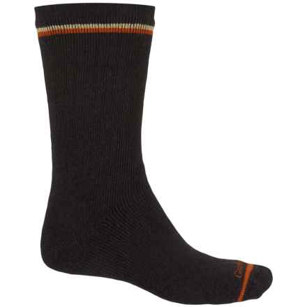 Goodhew Rover Hiking Socks - Crew (For Men) in Espresso - Closeouts