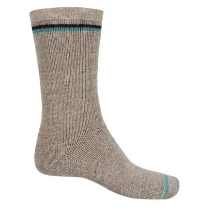 Goodhew Rover Hiking Socks - Crew (For Men) in Khaki - Closeouts