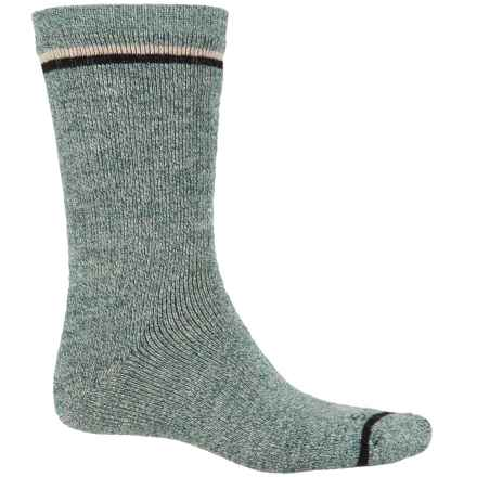 Goodhew Rover Hiking Socks - Crew (For Men) in Woodland - Closeouts