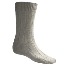 Goodhew San Marco Socks - Merino Wool (For Men) in Khaki - Closeouts