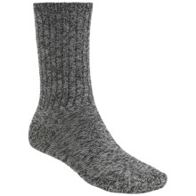 Goodhew Santa Cruz Socks - Merino Wool, Midweight (For Men) in Black - Closeouts
